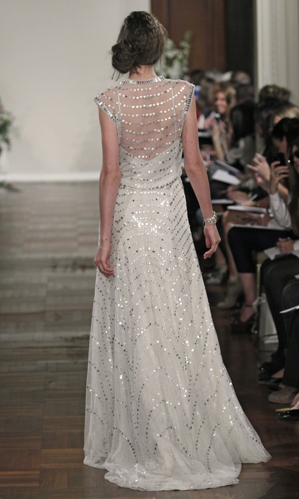 #JennyPackham #Wedding Dress - Strelitzia