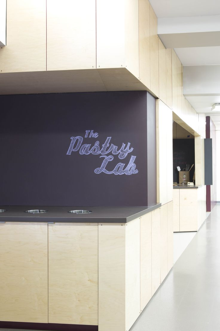 Monroe College Pastry Lab By Doban Architecture with Think Fabricate