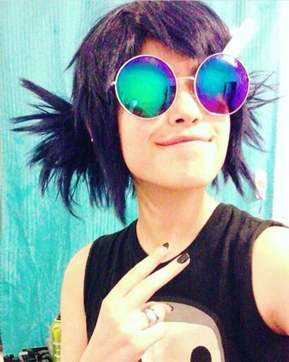 newdll on insta! Noodle cosplay phase 4 Gorillaz