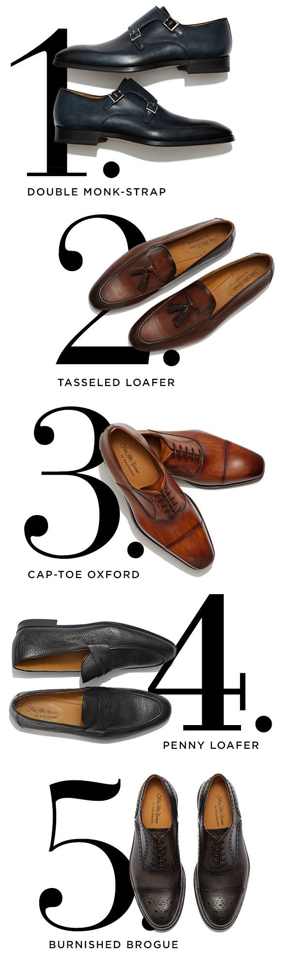 Polished shoes for the professional man. #SaksMen
