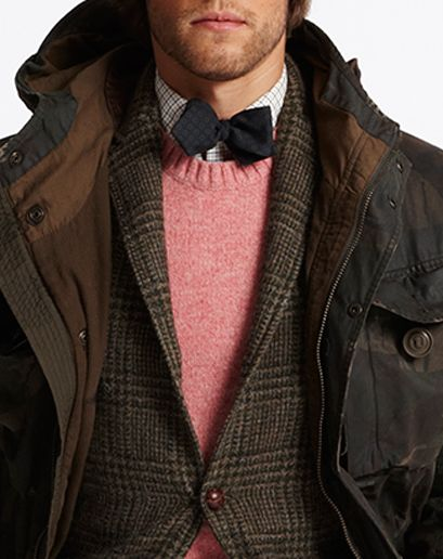 Fall 2013 Trend Report bow tie polo ralph lauren