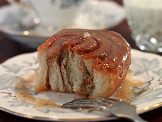 Fructose free The Cinnamon Bun Rescue - Red Hill Recipes
