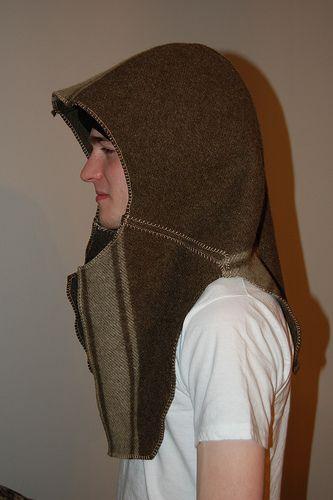 Wool Blanket Anorak Extravaganza