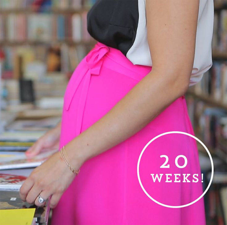Maternity Style / Dressing the Bump - 20 weeks!