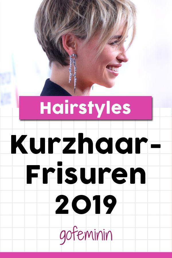 Kurze Haare: So schön sind die Kurzhaarfrisuren 2019! in ...