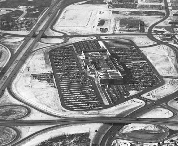 Rosedale Center St Paul Minneapolis Mn History