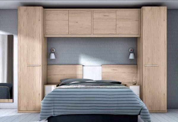 Dormitorio Con Puente De Matrimonio Sue51 Muebles De Tena Dormitorios Armarios De Dormitorio Decorar Habitacion Matrimonio