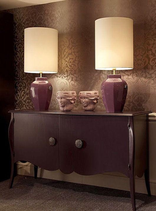 как у вас похудели руки: Cиренево-фиолетовые комнаты