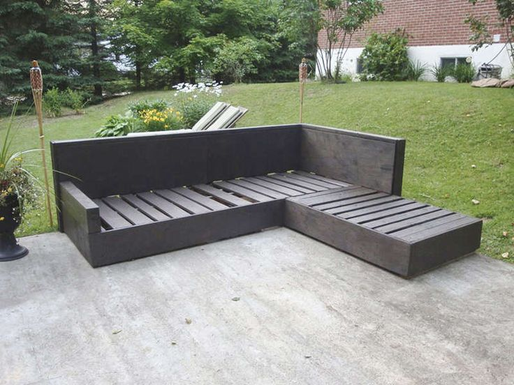 Best 25 chaise longue de jardin ideas on pinterest for Patio exterieur en bois