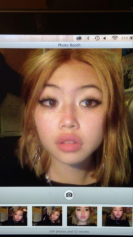 Pin by carmela on faces in 2020 Hair streaks, Hair