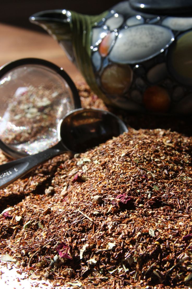 Red Rose Rooibos Tea - May's Teas Have Been Delivered, Enjoy! From tea... | TEA SPARROW