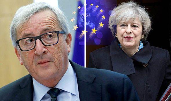 EU SUPERSTATE: Jean Claude Juncker reveals MAJOR power grab plan for future of the bloc