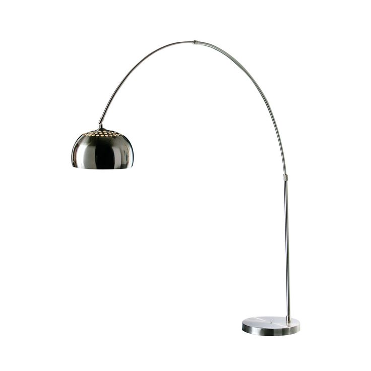 All Home Large Arched Floor Lamp