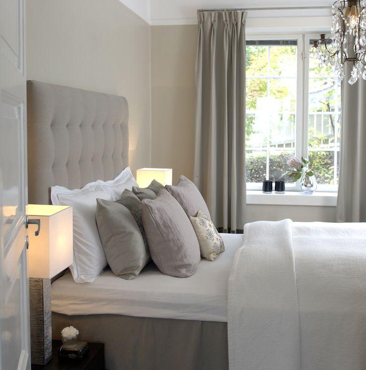 Bedroom, Pied à Terre - Designed by Norwegian Interior Architect firm Metropolis arkitektur & design - www.metropolis.no