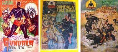 Dunia Fantasi Komik: Download Komik Gratis Gundala