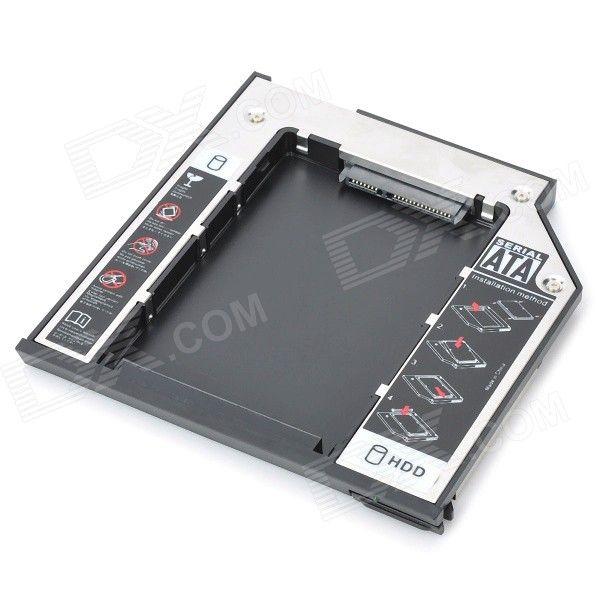 2.5 SATA HDD Caddy for DELL E6400 + More