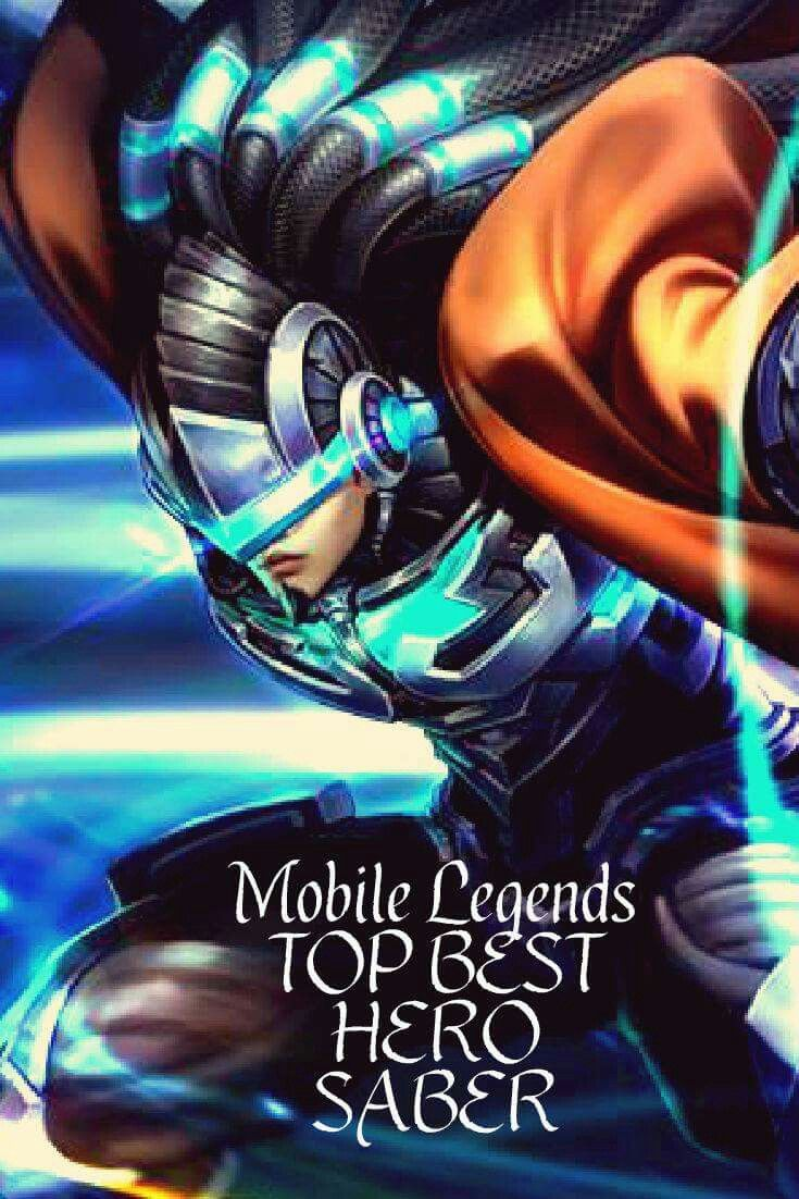Mobile Legends - Saber the Legend Highlights (The Most Legendary and Longest Match )