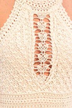 White Paradise Dress - Vanessa Montoro - vanessamontorolojausa
