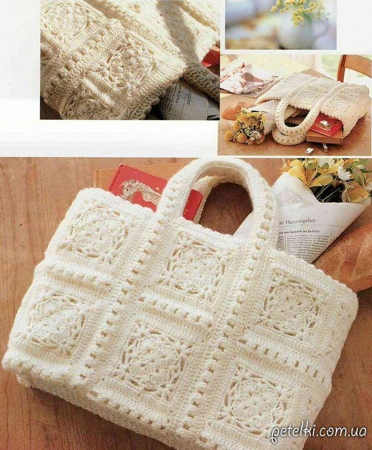 Mejores 247 imágenes de вязание en Pinterest | Punto de crochet ...