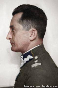 """Generał August Emil Fieldorf """"Nil"""","""