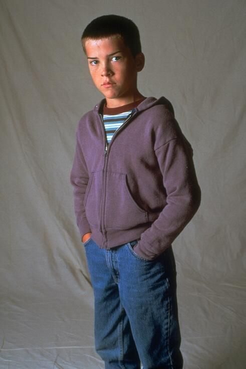 Lucas Black when he was little...so cute