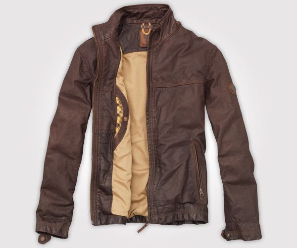 Timberland Earthkeepers® Stratham Leather Bomber