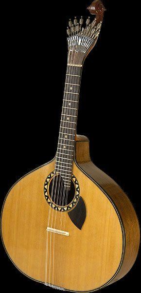 Nuno Cristo Portuguese Guitarra