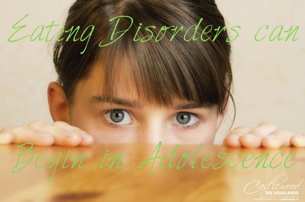 Despite the fact that all #teenagers can be moody, unpredictable and sometimes rebellious, sometimes those mood swings and impulsive behaviors can point to the beginnings of an #eatingdisorder.