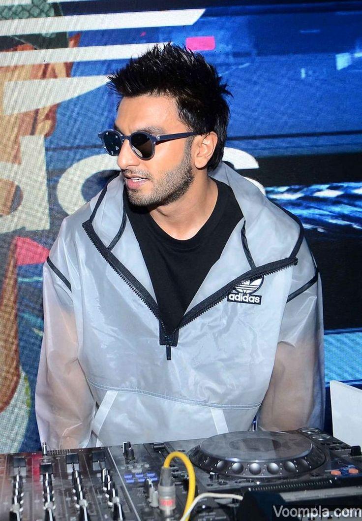 Ranveer Singh turns DJ as he gets behind the turntables at a party! via Voompla.com