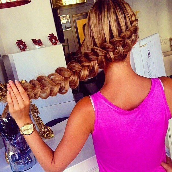 More hairstyle in Fashion Blog fashionattack.net/ #beautiful #fashionattack  #casual #look #style