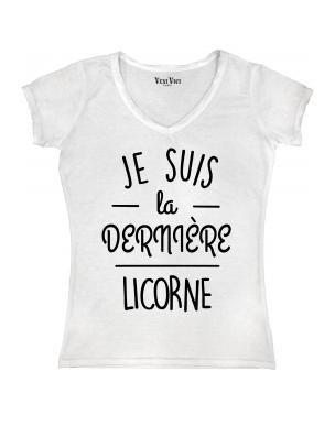 Je Suis La Dernière Licorne