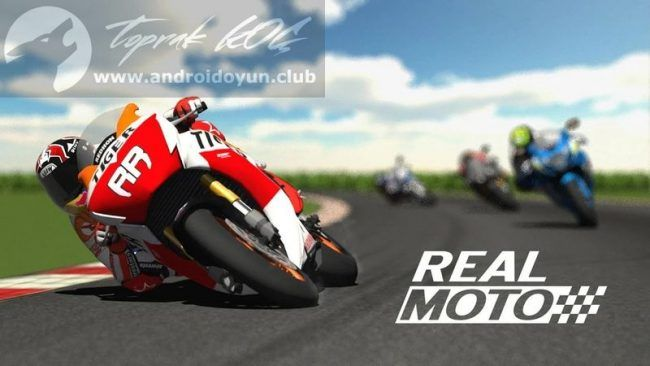 Real Moto V1 0 237 Mod Apk Download Oyunlar Android Oyun
