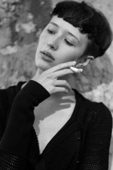 gorgeous, French new wave,ish.