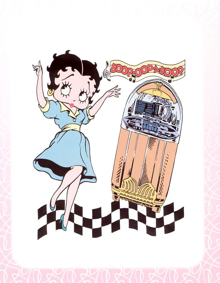 98 mejores imágenes de Betty Boop en Pinterest | Dibujos animados ...