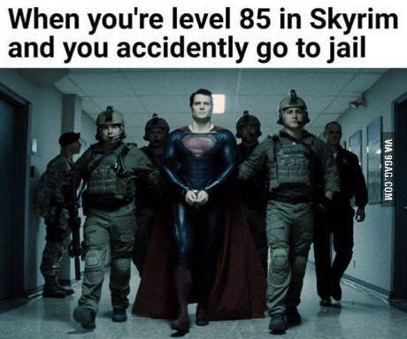 """I don't """"accidentally"""" do anything in Skyrim, unless I forget to change Shouts, then I """"accidentally"""" wind sprint off a cliff"""