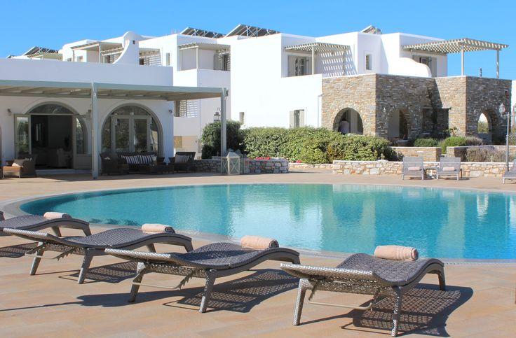 The Pool area !