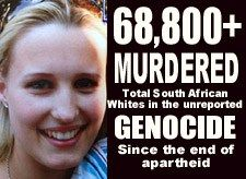 """""""I killed them because they were white"""" (Warning: Graphic photos of anti-white murders) 