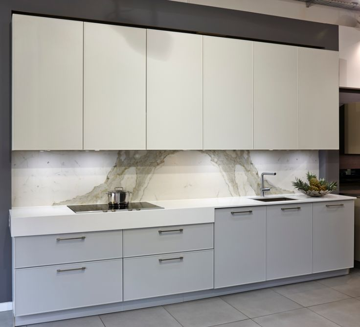 Neil Lerner white kitchen