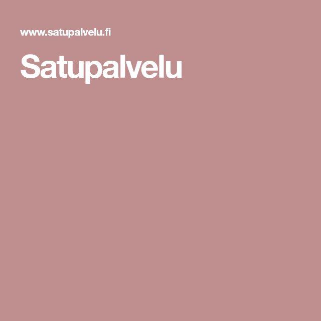 Satupalvelu