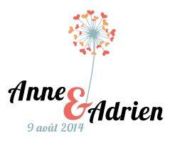 Mariage d'Anne et Adrien > www.benedictebruel.fr/anneadrien