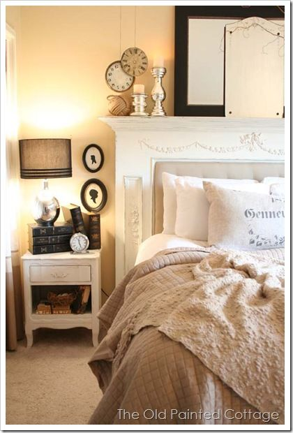 Color Inspiration For The Master Plus Some Mustard And Blue Accents Neutral Bedroom