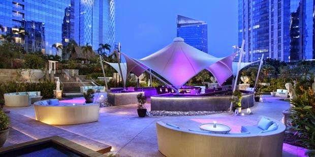 The Best Nightlife in Jakarta: Clubs, Bars, Spas, Restaurants: Top 10 Rooftop Bars in Jakarta
