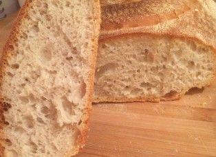 Pane semplice con petra 1 e lievito madre | Farina e Arte
