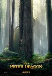 """Pete's Dragon        Pete's Dragon      Pitov zmaj: čarobno prijateljstvo  Ocena:  7.00  Žanr:  Adventure Family Fantasy  """"Some secrets are too big to keep.""""Pete a boy is found in a forest. Apparently he's been living there for six years after an accident took his parents. A ranger named Grace decides to take him in and when she asks him how he survived all by himself he says he had a friend Elliot with him. He draws a picture of Elliot and it's a picture of a dragon. Grace takes the picture…"""