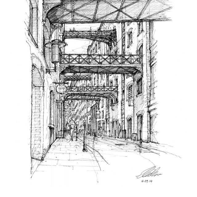 20 best arch skicy images on Pinterest Architecture drawings - best of blueprint architecture nottingham