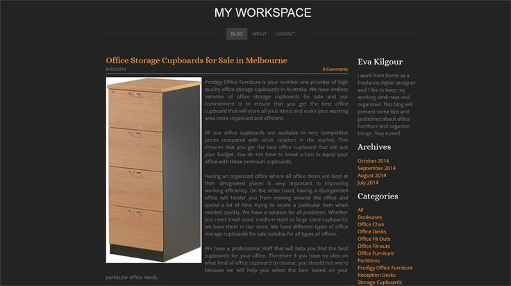 http://lazygirlgoesgreen.weebly.com/blog/office-storage-cupboards-for-sale-in-melbourne visit us Prodigy Office Furniture is your number one provider of high quality office storage cupboards in Australia. We have endless varieties of office storage cupboards for sale.