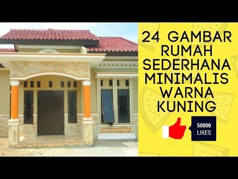 Desain Rumah 9 5 X 12 M Dengan 4 Kamar Tidur Youtube Rumah Gambar Minimalis Minimalis
