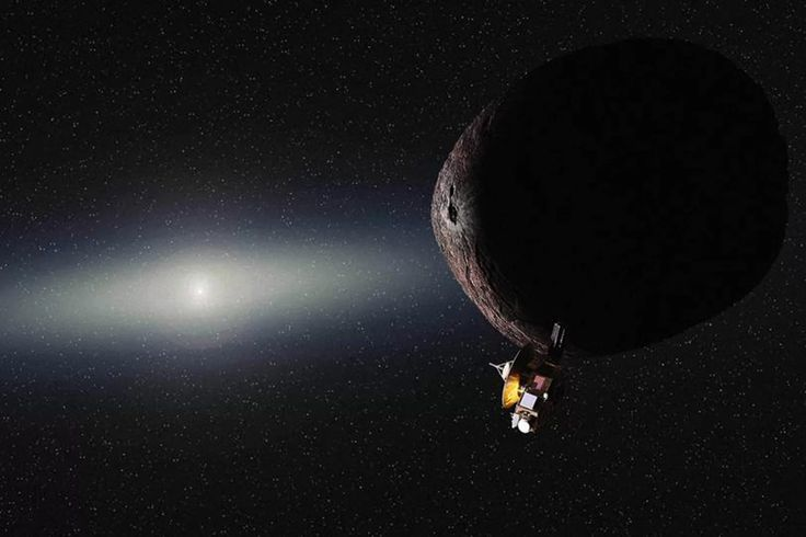 The team behind NASA's New Horizons mission is about to get some good looks at the Pluto probe's next flyby target, if everything goes according to plan. New Horizons is speeding toward a Jan. 1, 2019, close encounter with a small object called 2014 MU69, which lies about 1 billion miles (1.6 billion kilometers) beyond the orbit of Pluto.