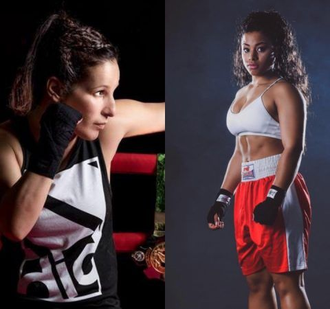 Mtk Global Announces Agreements With Female Boxing Stars on International Women's Day #MTKGlobal #News #allthebelts #boxing