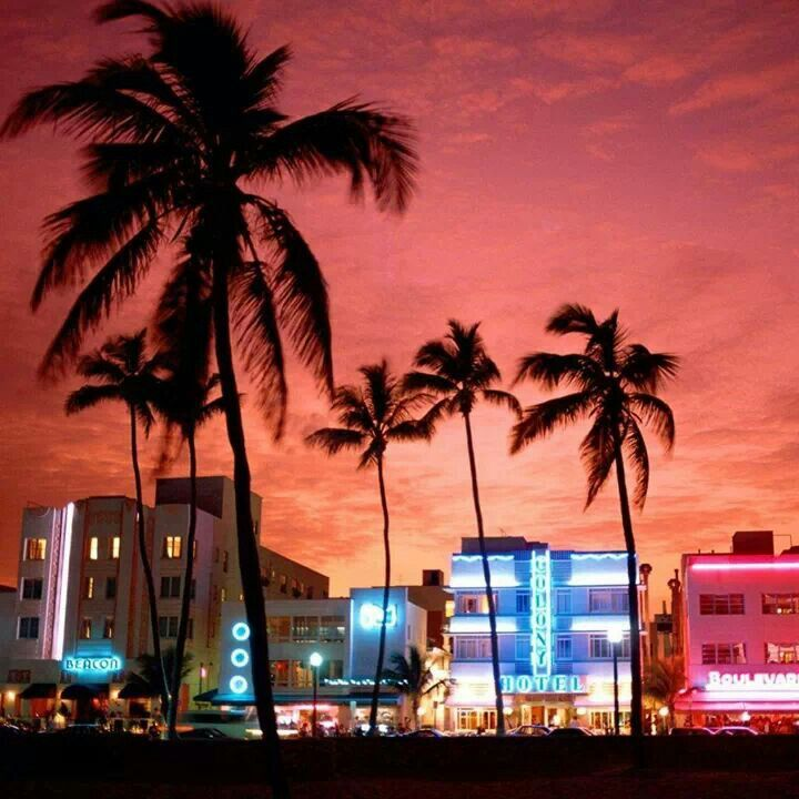 South Beach - LET'S GO TO MIAMI!!!